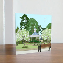 Load image into Gallery viewer, Blooming Swindon card