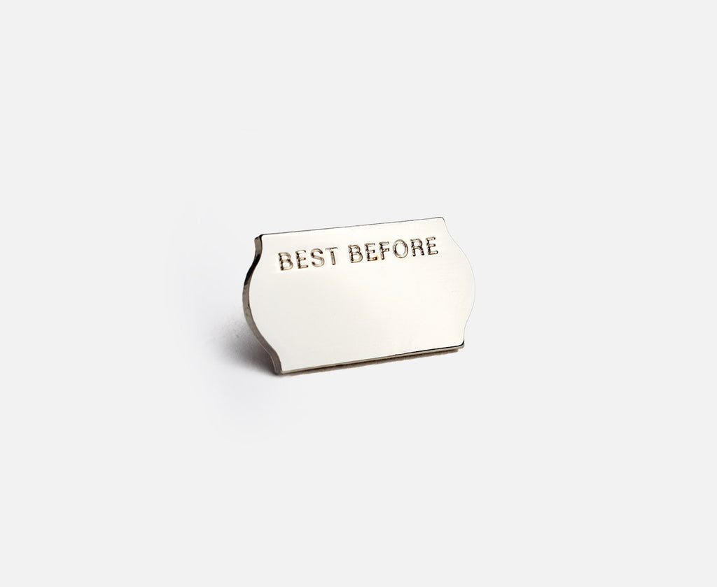 Prize Pins - Best Before right
