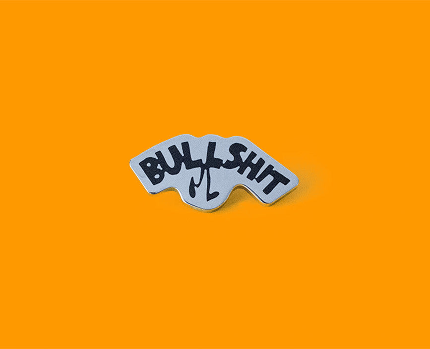 Bullshit Walks - Silver