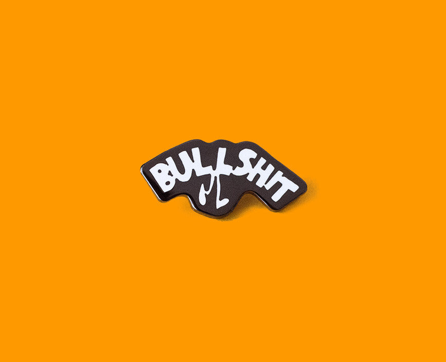 Bullshit Walks - Black