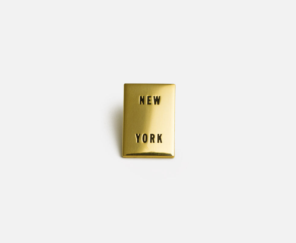 New York - Gold