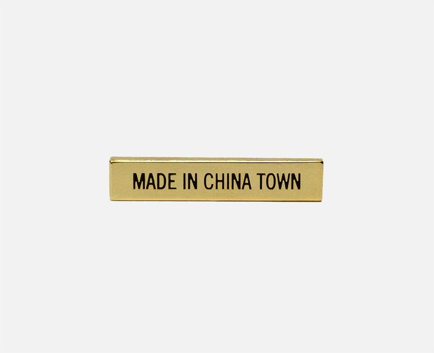 Made in Chinatown - Gold