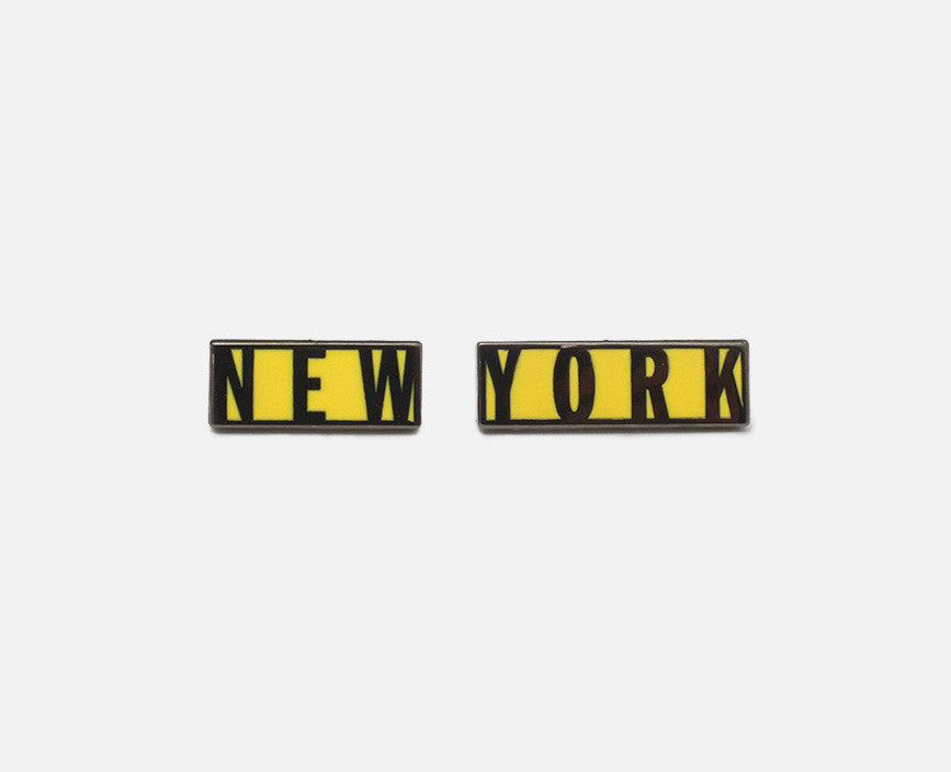 New York II - Yellow