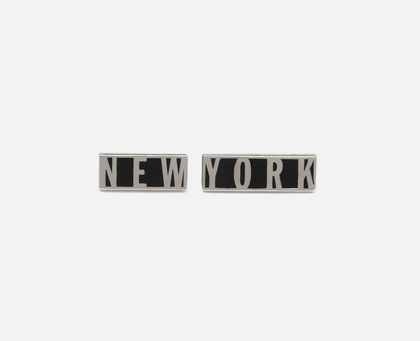 New York II - Black
