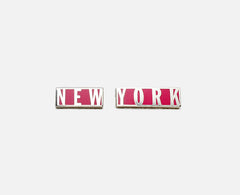 New York II - Pink
