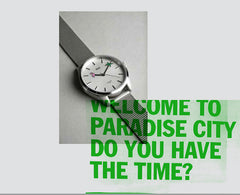 Paradise City - Silver