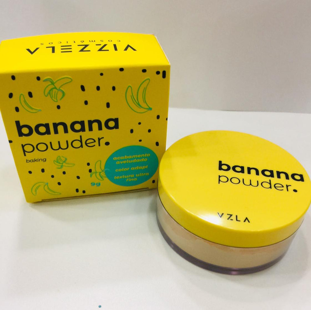 BANANA  POWDER VIZZELA