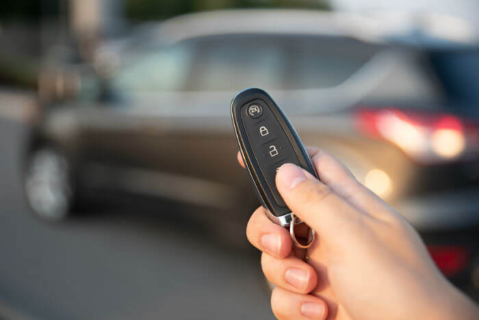 How to Keep your Keyless Car Safe - Connected Essentials
