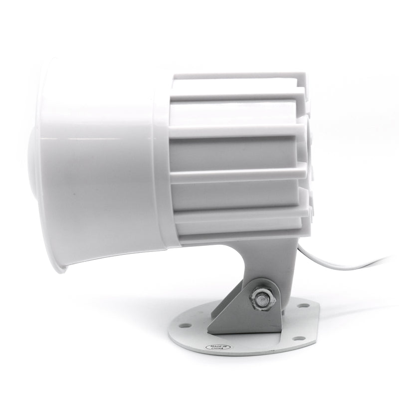 Indoor & Outdoor Security Emergency Alarm Siren with Bracket | CEA-60
