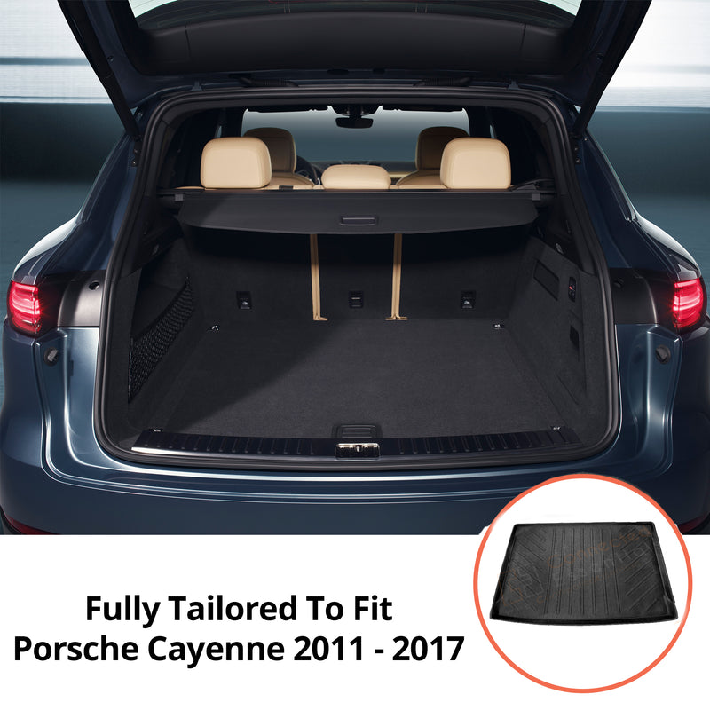 Porsche Cayenne Moulded Boot Liner 2011-2017