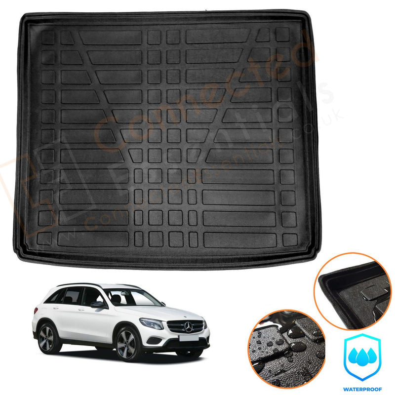 Mercedes GLC boot Liner