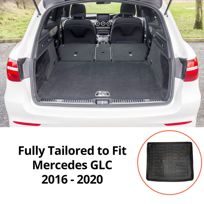 Mercedes GLC Moulded Boot Liner 2016-Onwards