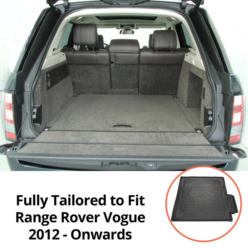Range Rover Vogue Boot Liner, 2012-Onwards Models