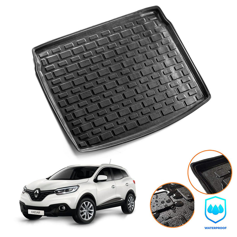 Renault Kadjar Moulded Boot Liner 2014-Onwards