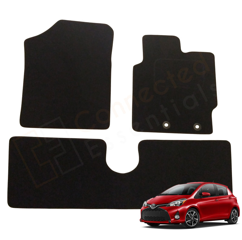 Toyota Yaris Car Mats 2011-2018