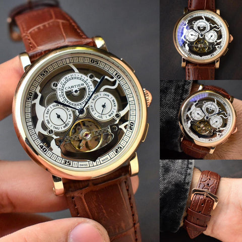 Cartier Tourbillon Automatic