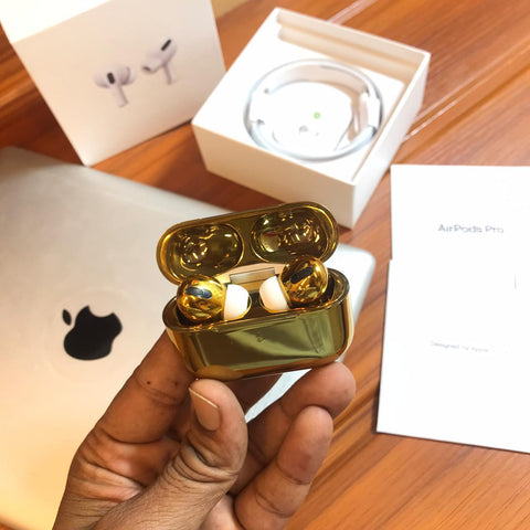 Airpod Pro Gold Edition