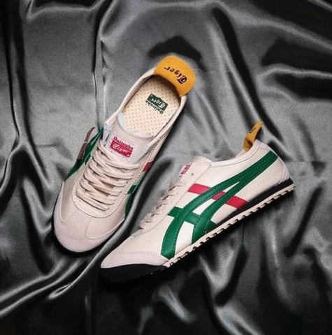 Onitsuka Tiger Mexico 66 Beige Brich/Green