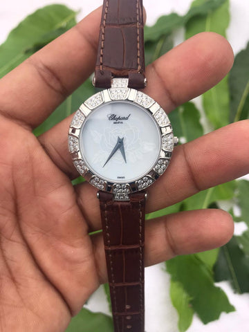 CHOPARD WOMEN WATCH.