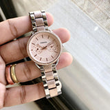 FOSSIL CHRONOGRAPH WOMEN WATCH.
