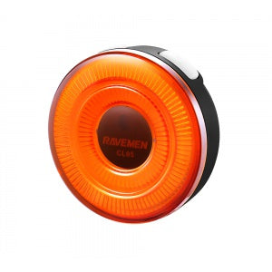 USB Rear Light With Motion Sensor