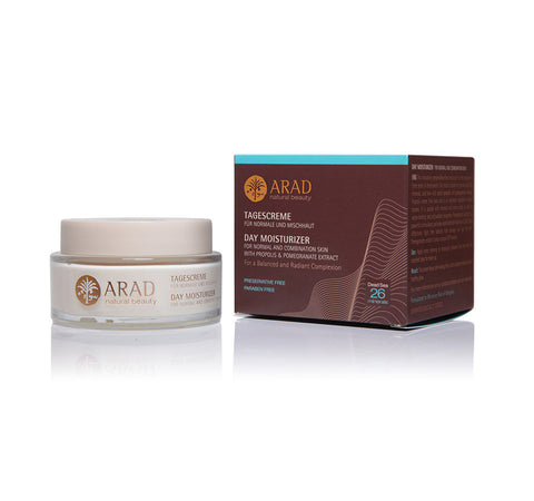 Day Moisturizer for Normal and Combination Skin