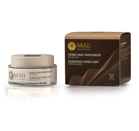 Dead Sea Hydro Light Moisturizer for Oily Skin