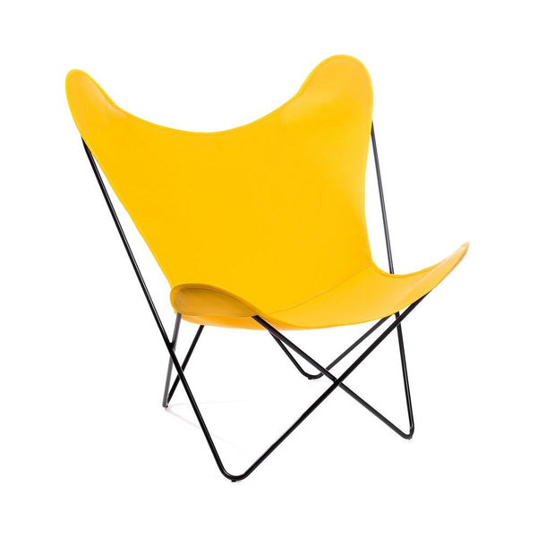 HARDOY BUTTERFLY CHAIR MIT ACRYL - Manufakturplus GmbH