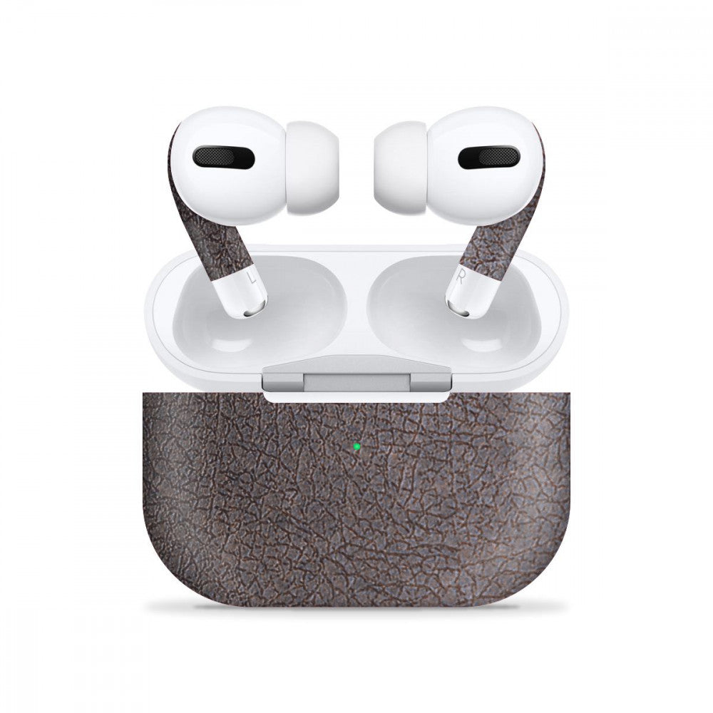 Airpods Pro Brown Leather