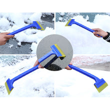 Load image into Gallery viewer, Multi-Purpose Car Windscreen Ice Snow Scrapper