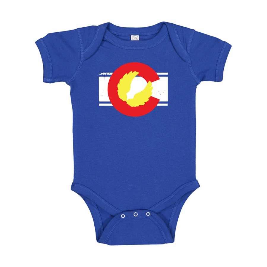 CO Flag Onesie