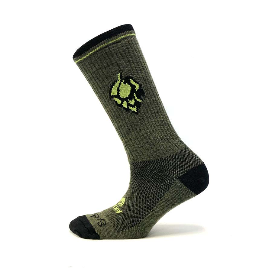 Citra Hop Performance Wool Socks