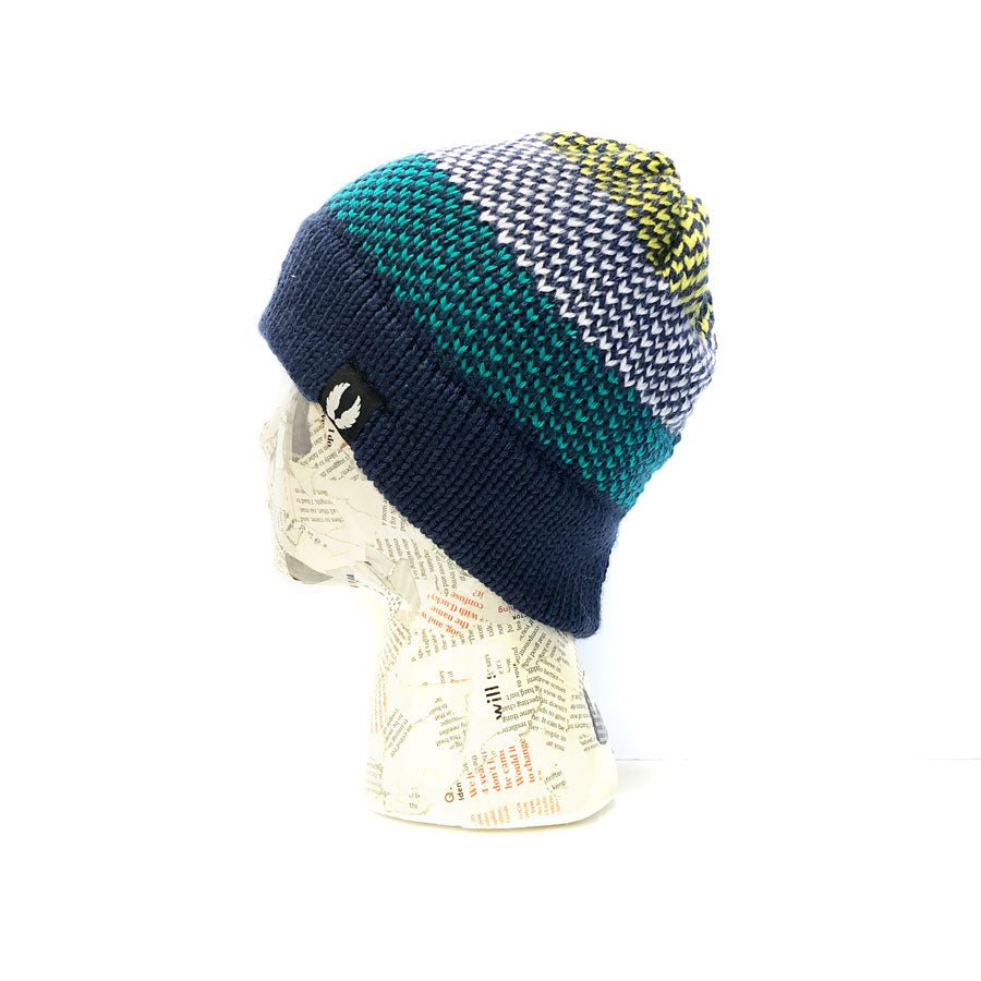Triple Threat Beanie