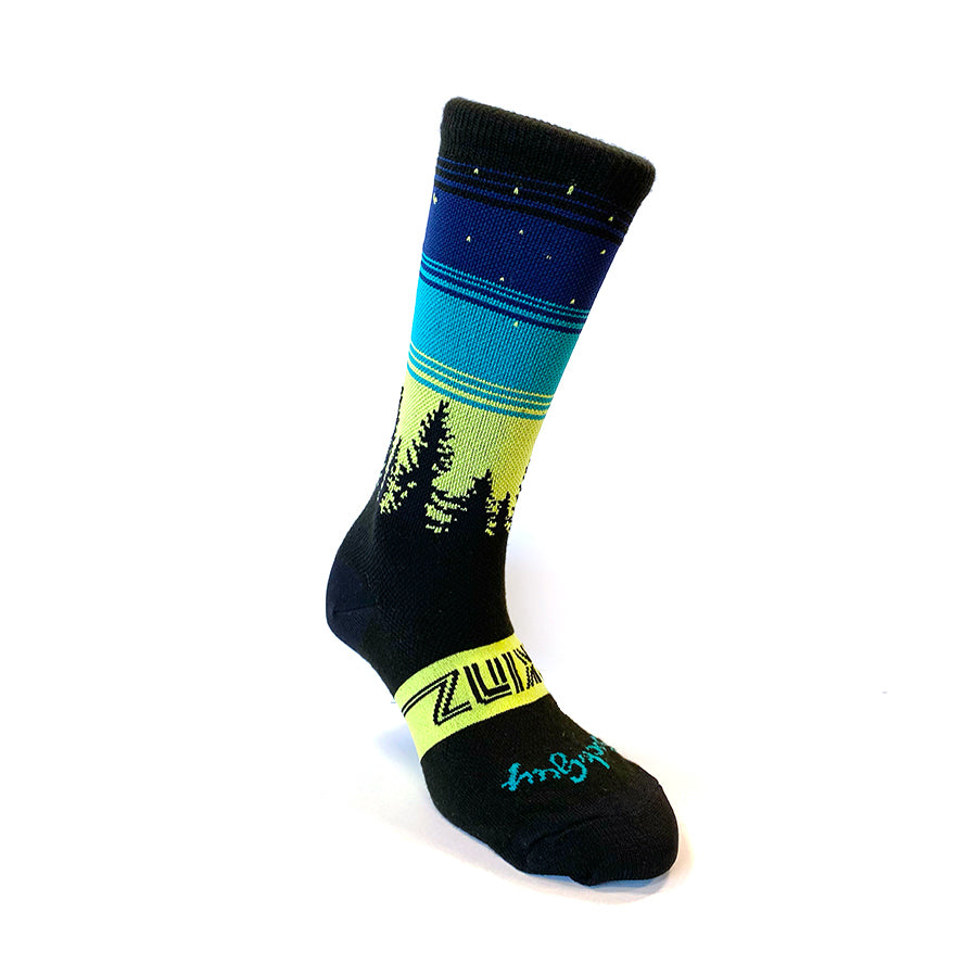 Morningside Performance Crew Socks