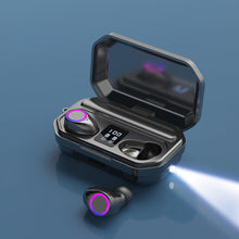 Load image into Gallery viewer, LCD Display Wireless V5.1 Bluetooth Earphone Stereo Headphone Sports