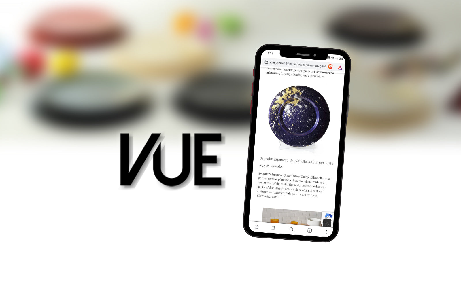 Featured in VUE