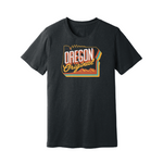 Load image into Gallery viewer, Black Oregon Original Shirt