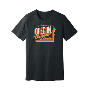Black Oregon Original Shirt