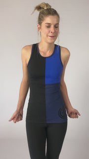 AR 1963 - COLOURBLOCK VEST