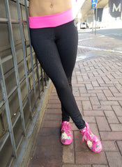 AR 965-contrast band tights