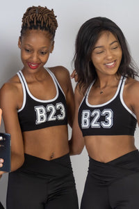 AR 1783 - B23 T-Back Crop Top