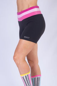 AR 1176-3 tier banded shorts