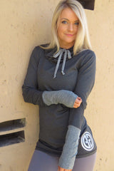 AR 1644 - Long Sleeve Cuff Lightweight  Sweatshirt