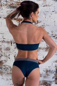 AR 1818 - THONG FRONT MICROBOXER + GUSSET
