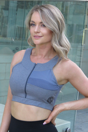 AR 1909 - ASSYMETRIC BRA TOP