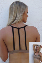 Load image into Gallery viewer, AR 1636 - 3 String Back Crop Top