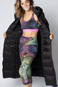 AR 1871 - 3/4 PRINTED TIGHTS