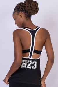 AR 1779 - B23 T-Back Fitted Vest