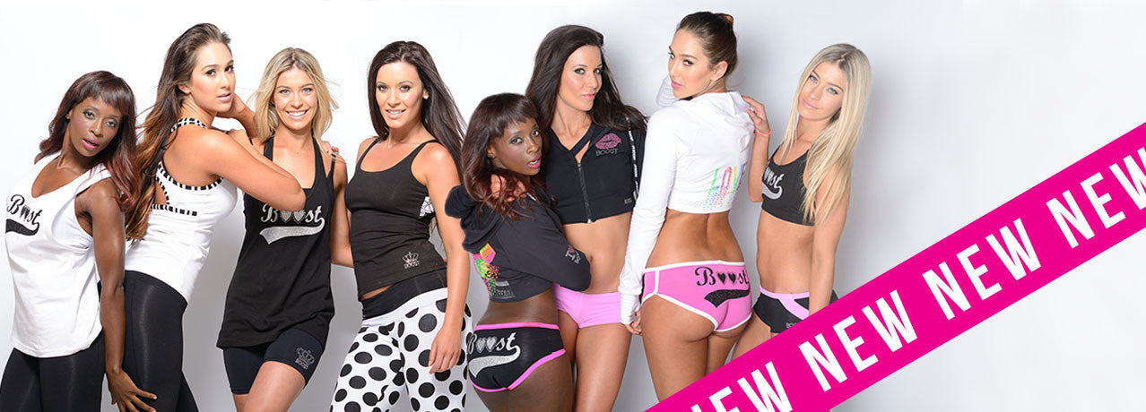 Boost Gymwear - Womens Gym Wear, Sportswear, Workout Clothing