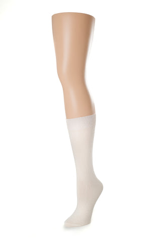 Delp Stockings Children's Cotton, Cream color side picture